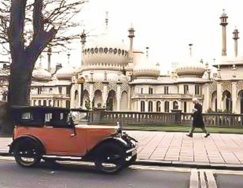 19940401 Touring - DS9936 Morris Minor 1929 London to Brighton Run1 England