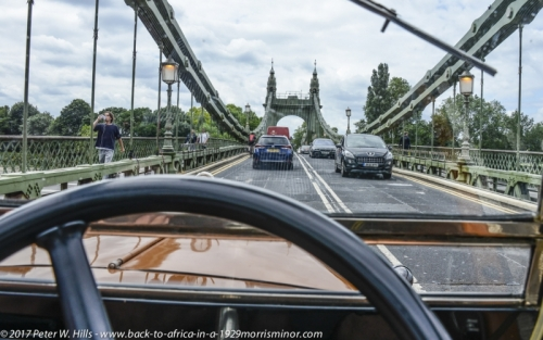 20180614 Hamersmith Bridge London in DS9936 PH2_2107