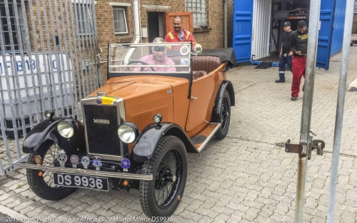 20191101.6 Morris Back in Africa Started First Time - Cape Town RSA PH3_9602
