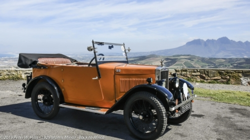 20191110 Sir Lowry's Pass Peak - 1929 Morris Minor - Cape Town RSA PH5_3283c