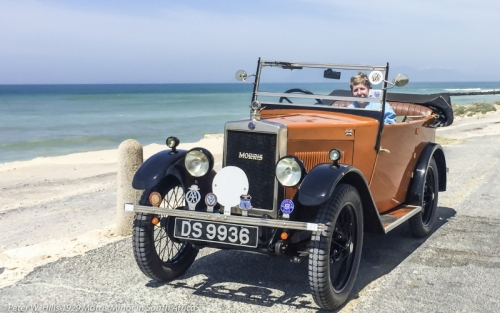 20191110.2 False Bay Muizenberg CP RSA - 1929 Morris Minor PH3_9740