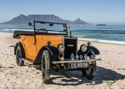 20200104 Morris Minor 1929 (M10228) Table Mountain CP RSA PH5_3302