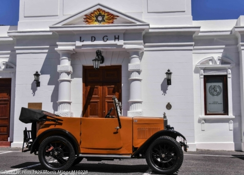 20200319 Morris Minor 1929 at Lodge De Goede Hoop Cape Town RSA PH4_6095c