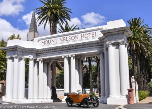 20200319 Morris Minor 1929 at Mount Nelson Hotel Cape Town RSA PH4_6103c
